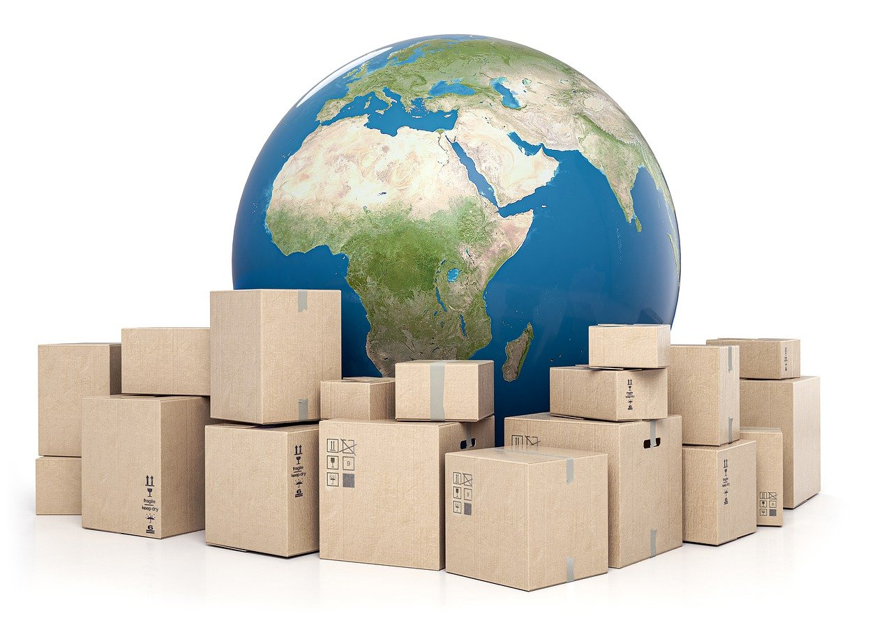 world, packages, transportation